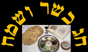 Chag Kasher vSameach Passover